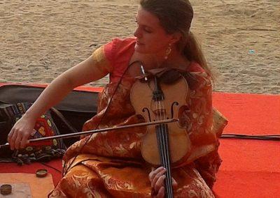Concert in Goa 2014