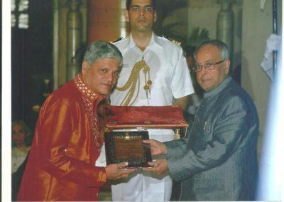 Récompense nationale
